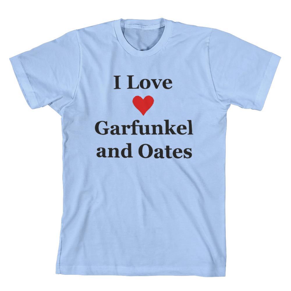 I Love Garfunkel & Oates Blue
