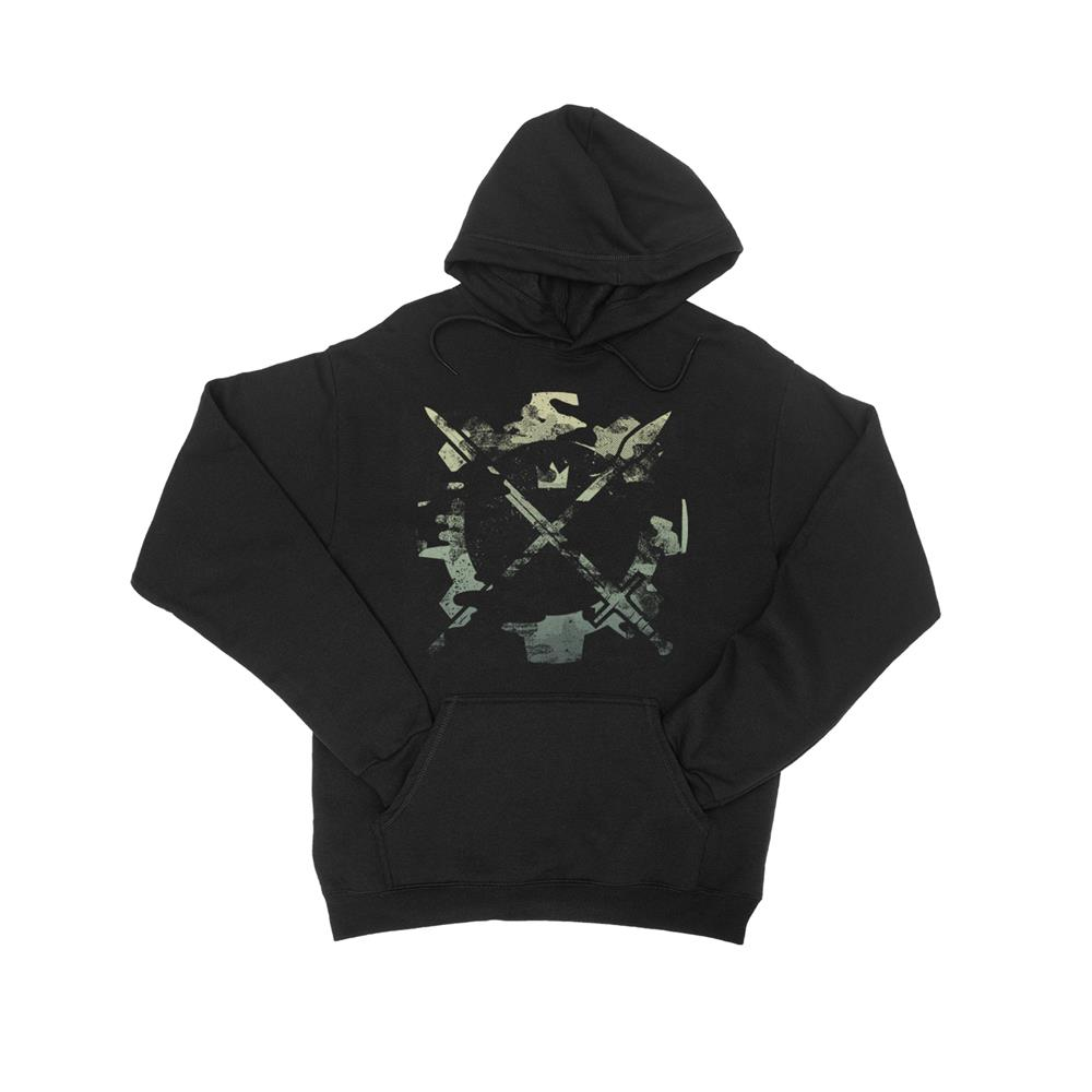 Weapon COG Black Hooded
