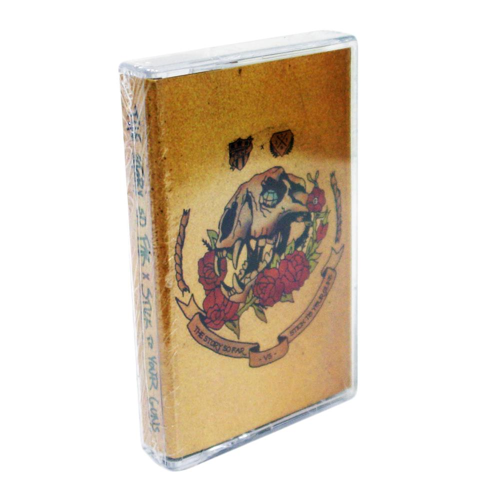 Split (Stick To Your Guns) Solid Gold Cassette