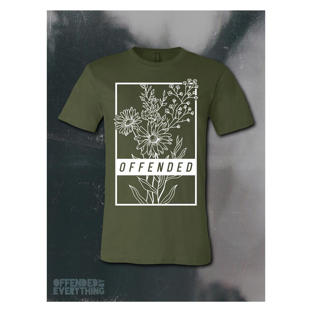Offended Military Green