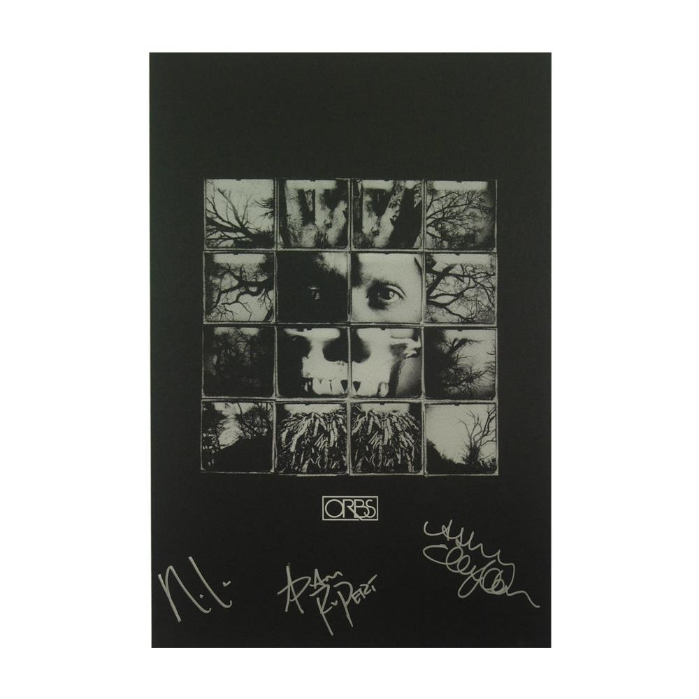 Signed Black 11X17 Screen Printed