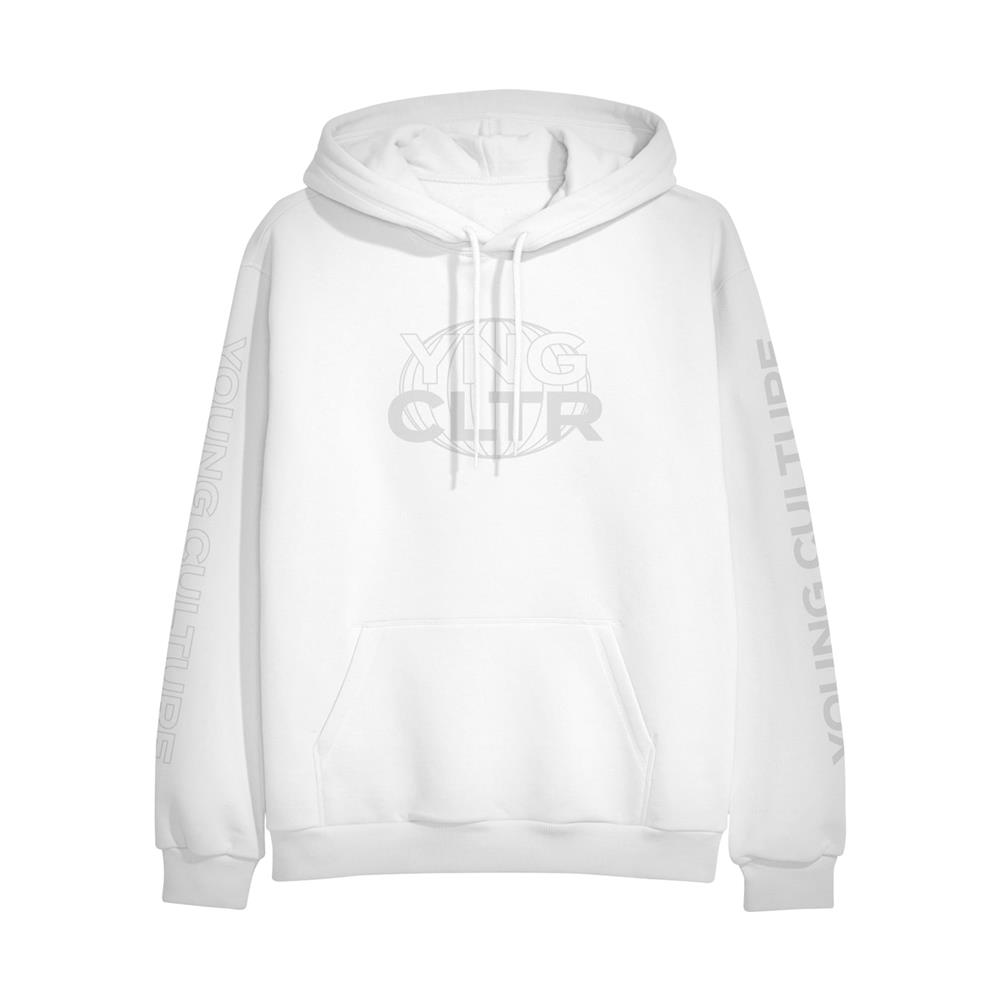 Worldwide White Pullover