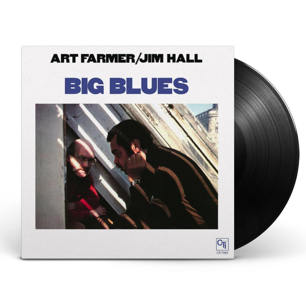 Big Blues Black 180Gram