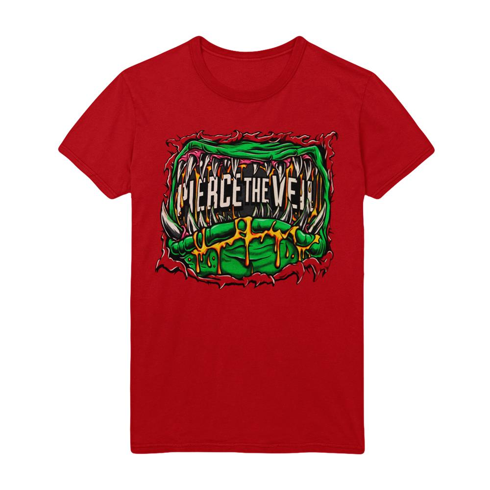 Warped Red T-Shirt