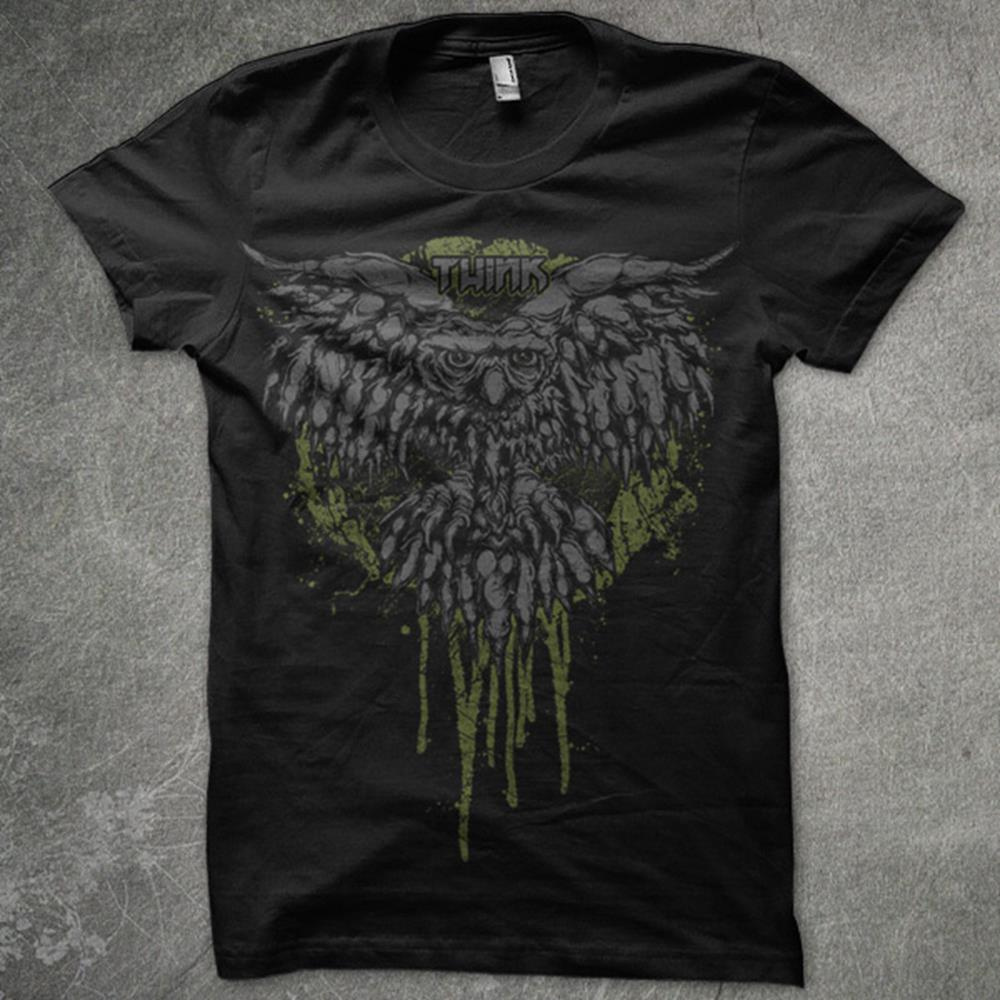 Owl Black - Outlet