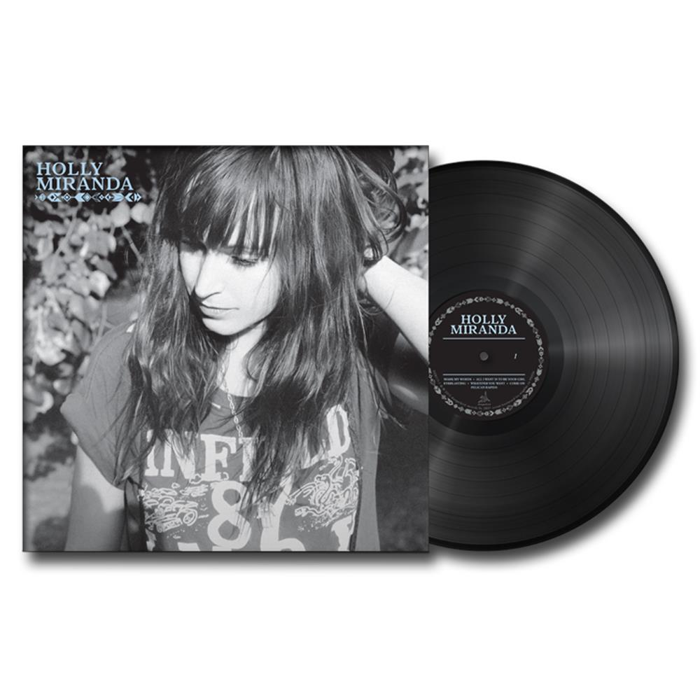 Holly Miranda Black LP