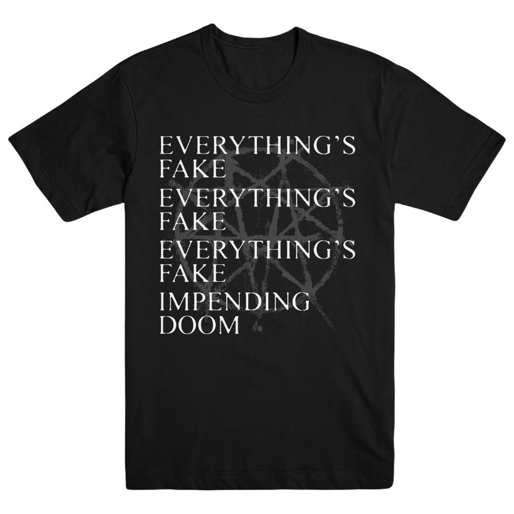 Everything's Fake Repeat Black