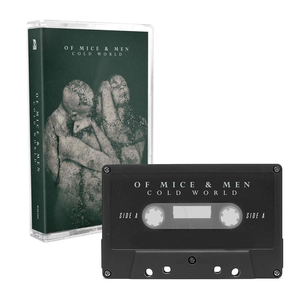 Cold World Black Cassette