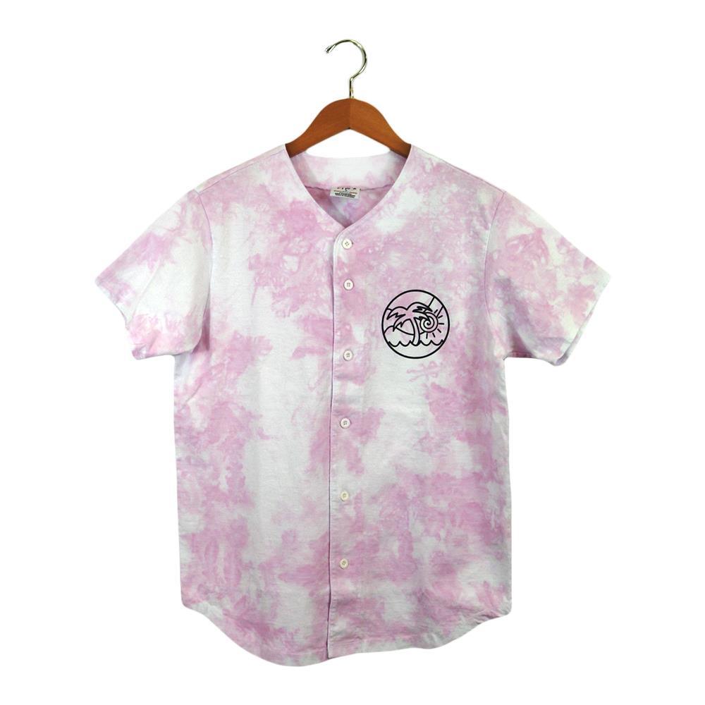 Palm Tree Bubble Gum Dye