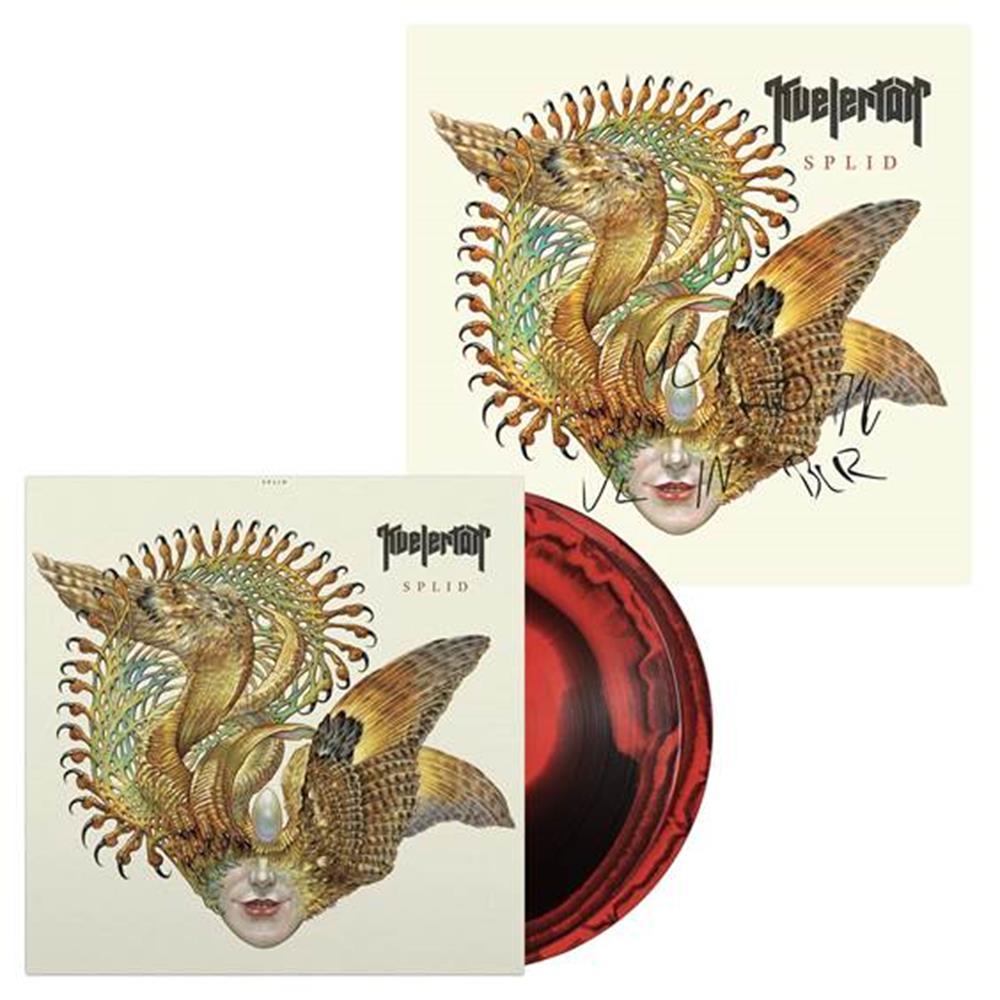 Splid LP + Art Print