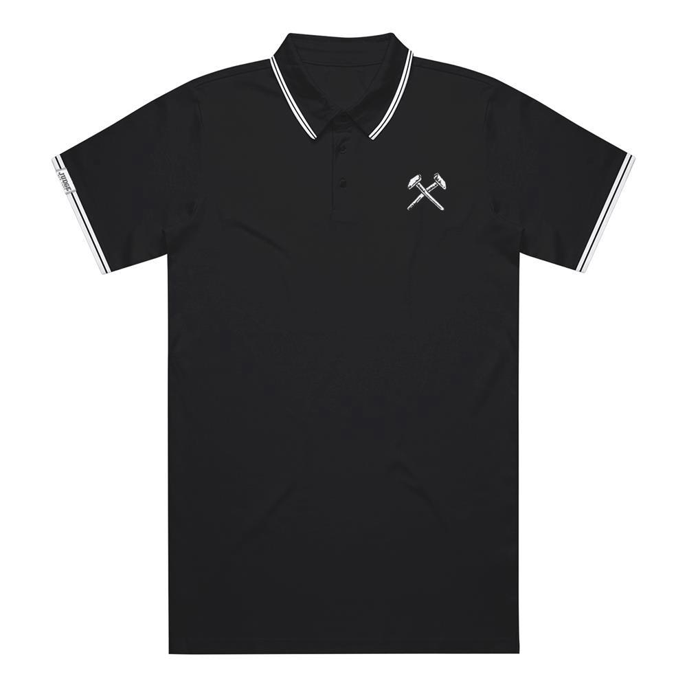 Hammer Black Polo