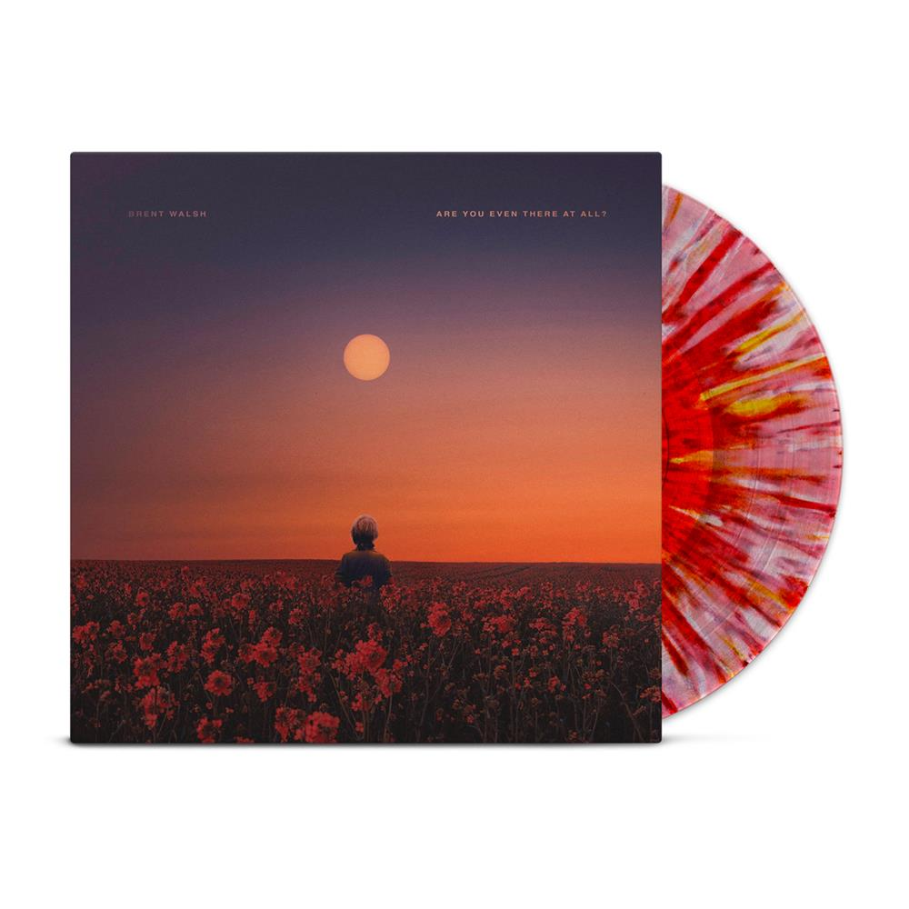 Are You Even There At All? Red Orange Yellow Sunburst LP