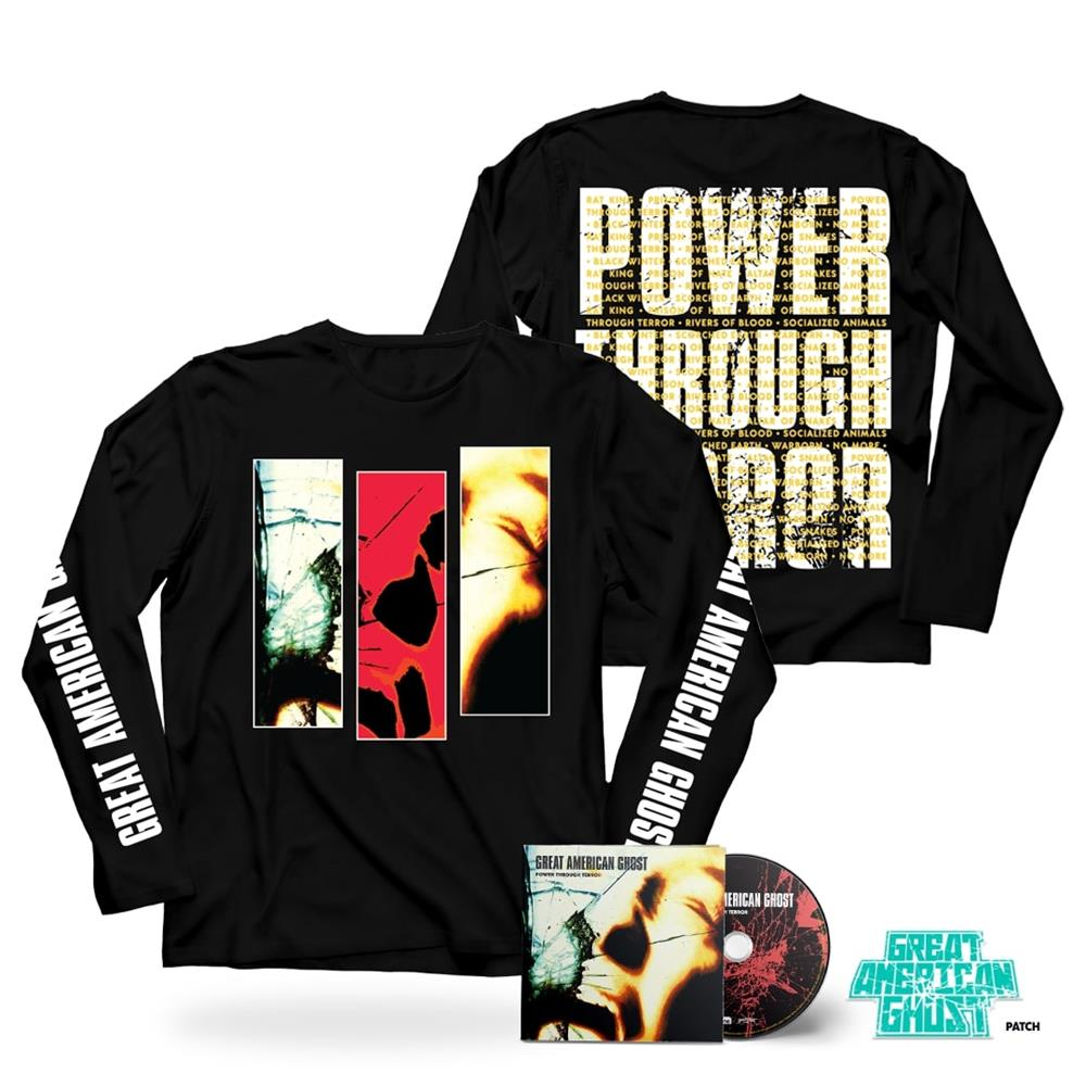 Power Through Terror Bundle 3