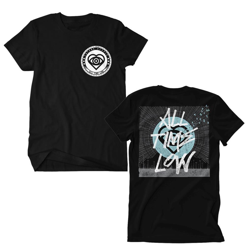 Graffiti Black T-Shirt
