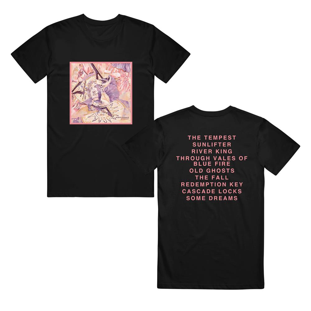 Ultraviolet Album Black