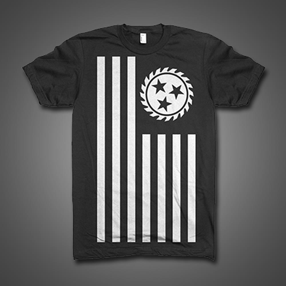 Simple Flag Black