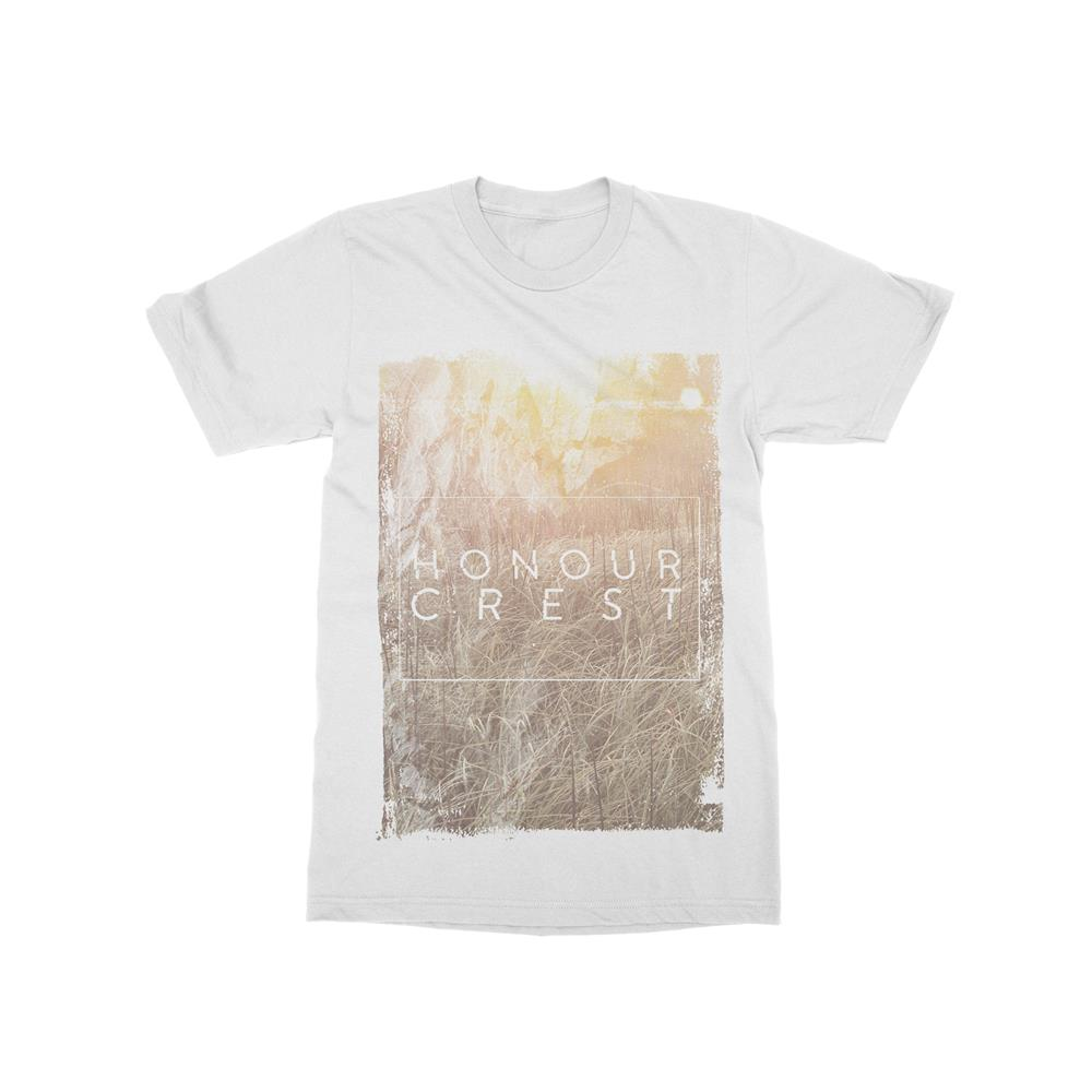 Grass Field White T-Shirt