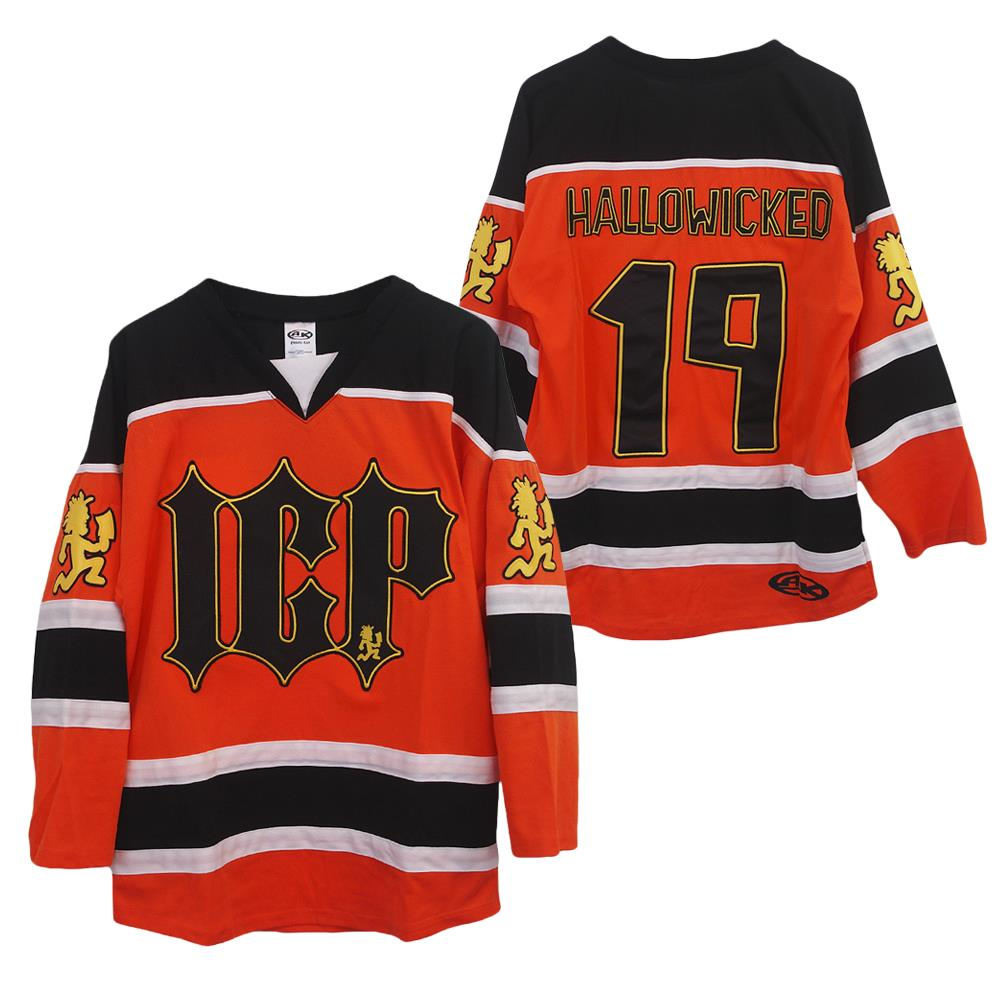 Hallowicked 19 Orange/Black/White