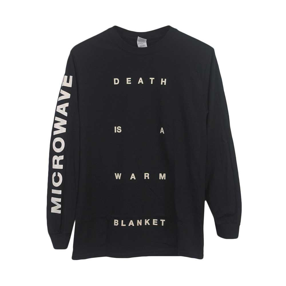 Death Is A Warm Blanket Black
