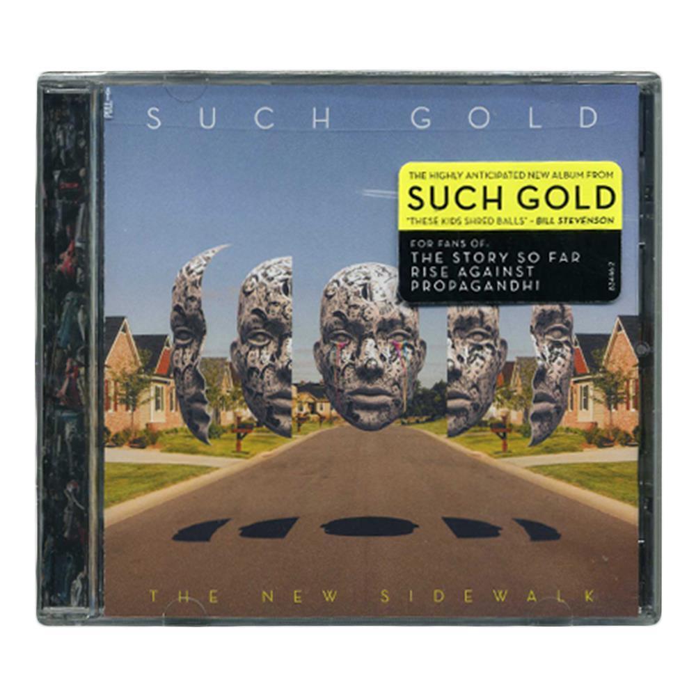 The New Sidewalk CD