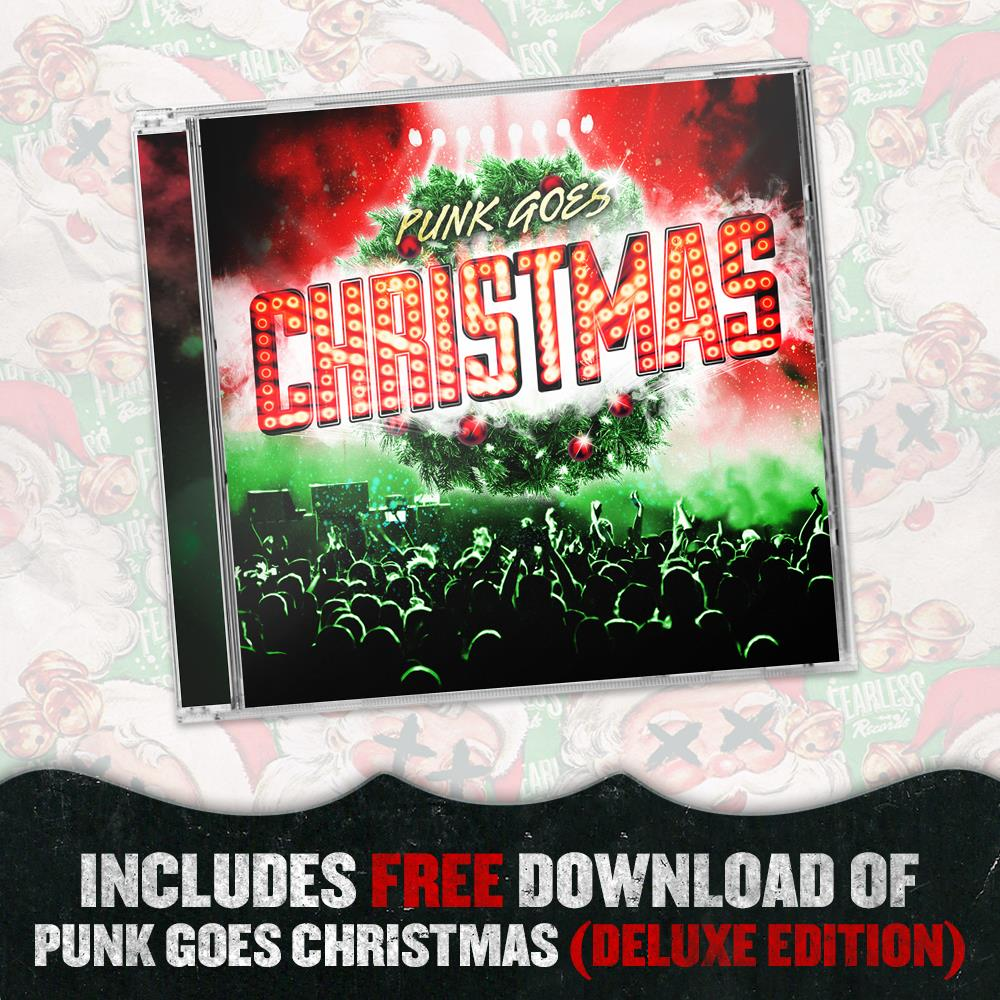 Punk Goes Christmas Bundle 01