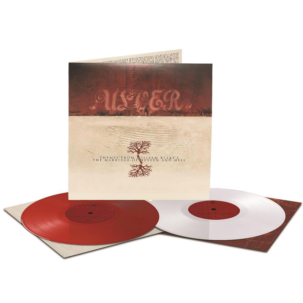 Themes From William Blake`s... White & Red Vinyl 2Xlp