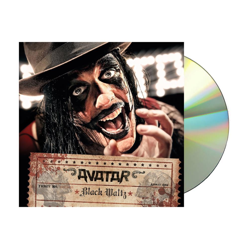 Black Waltz CD