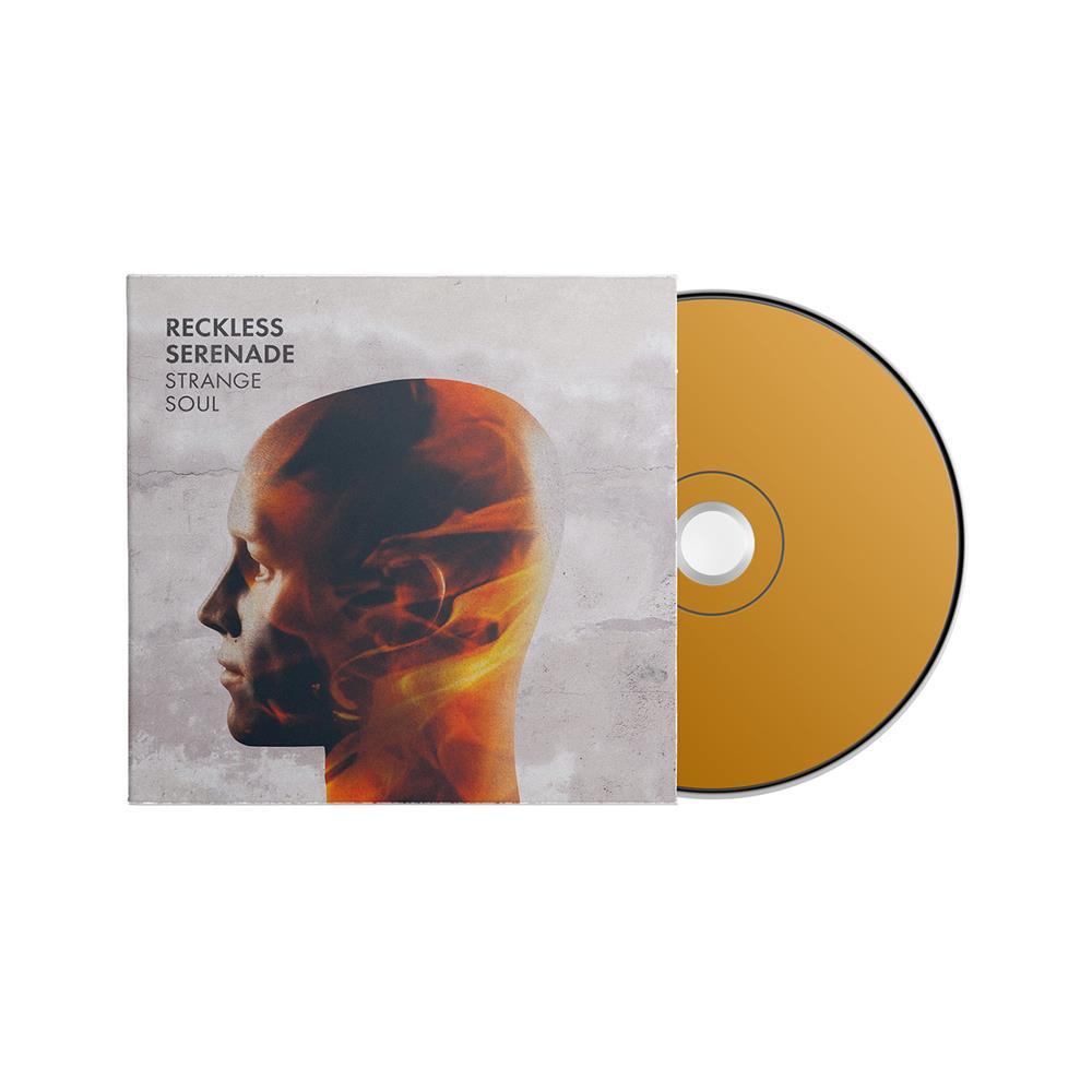 Strange Soul CD