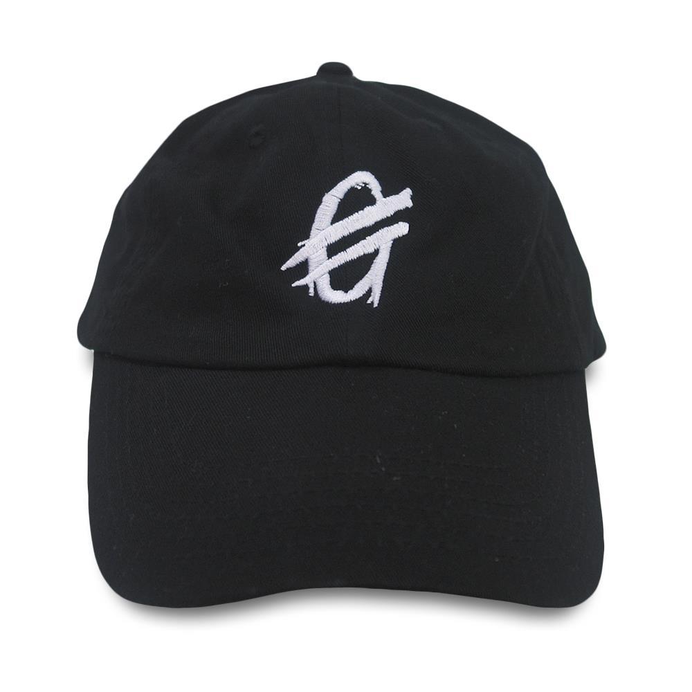 Icon Black Dad Hat