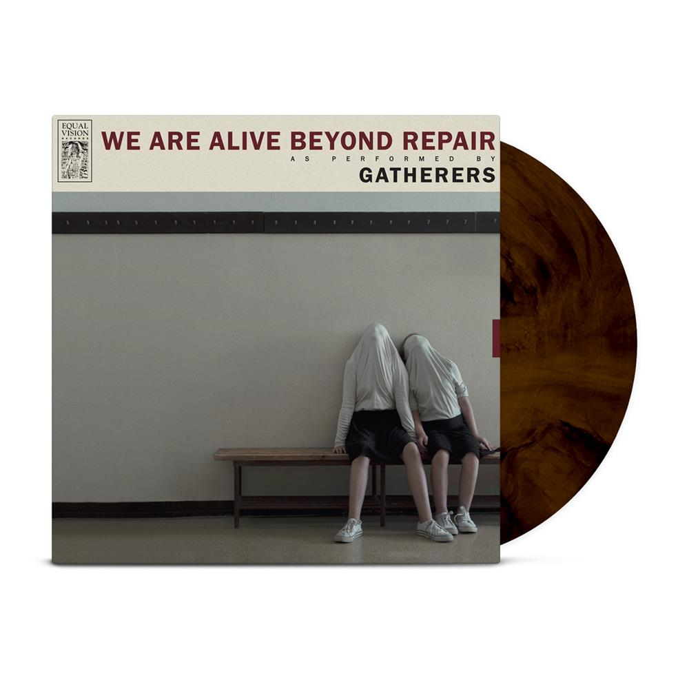 We Are Alive Beyond Repair Walnut Brown