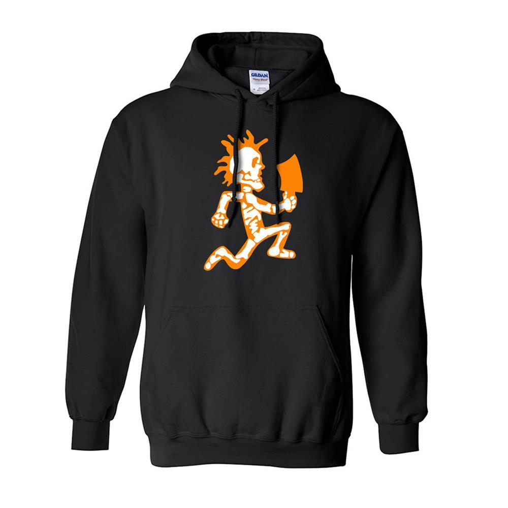 Skeleton Hatchetman Black