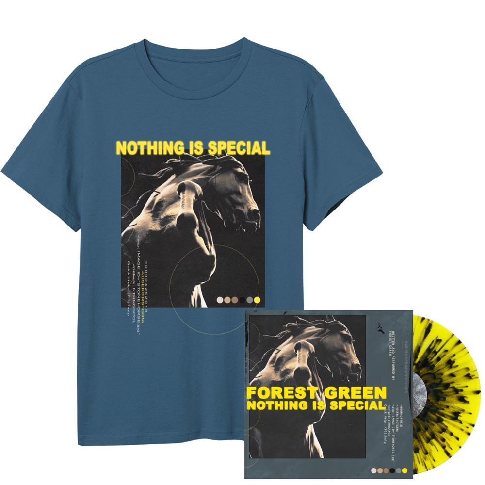 Nothing Is Special Vinyl/T-Shirt