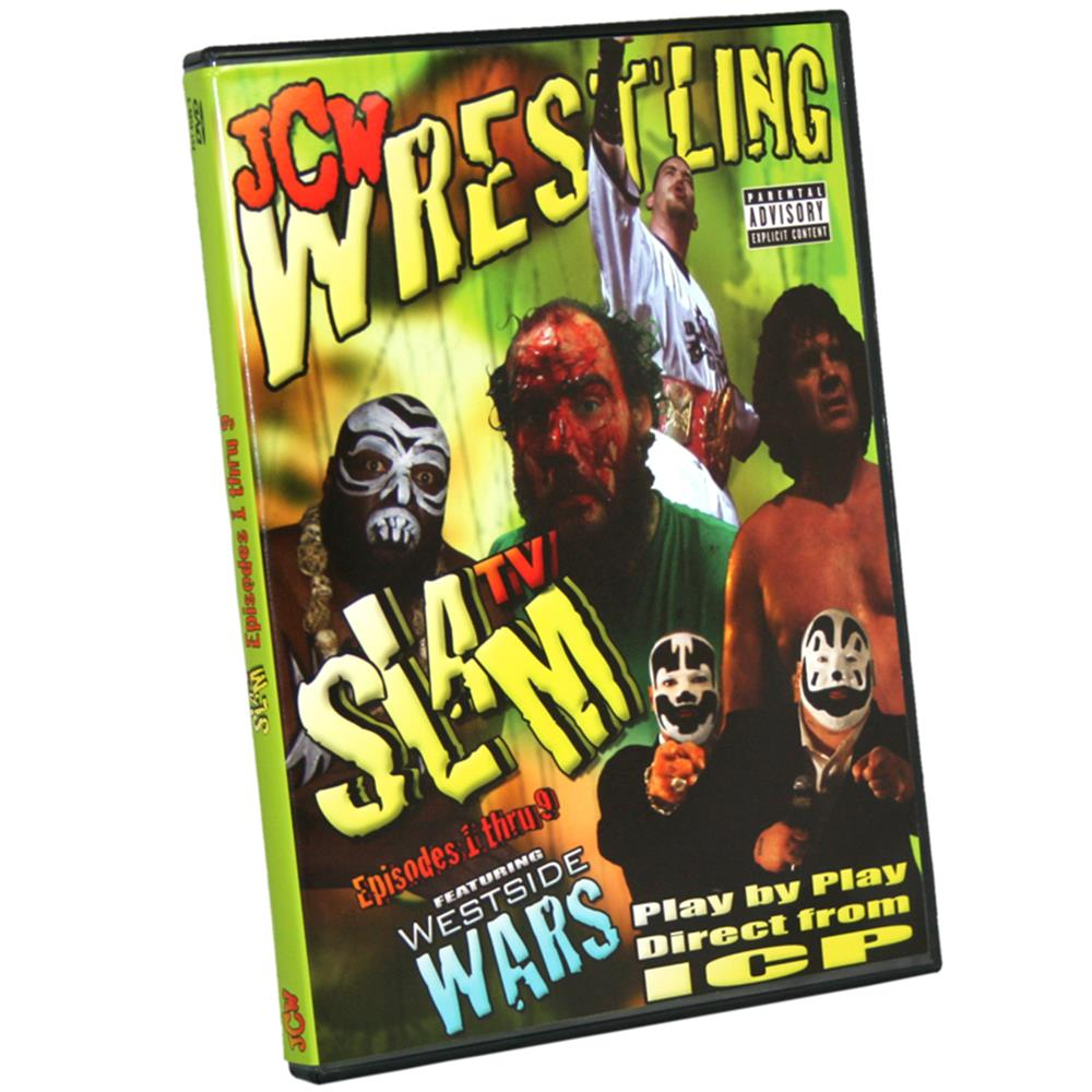 SLAM TV Ep. 1-9 Feat. Westside Wars