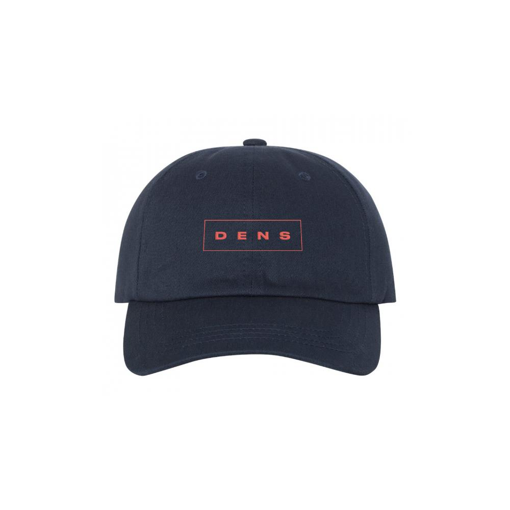 Logo Navy Dad Hat
