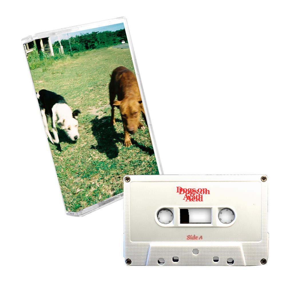 Dogs On Acid - Cassette + Digital Download