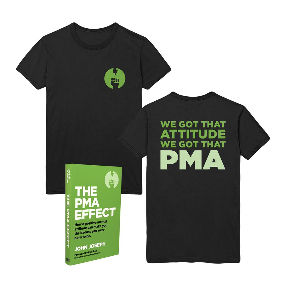 The PMA Effect + T-Shirt