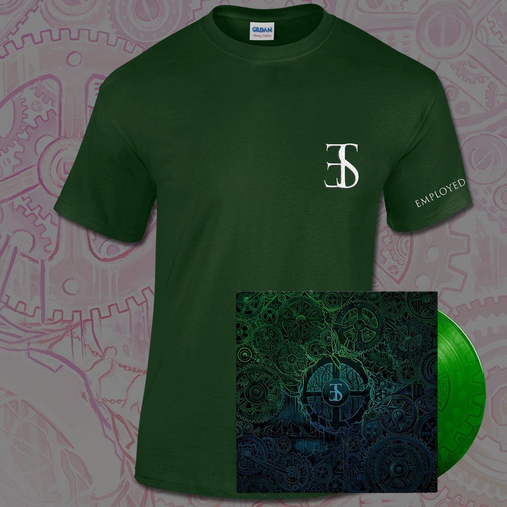 Eternal Forward Motion LP + T-Shirt