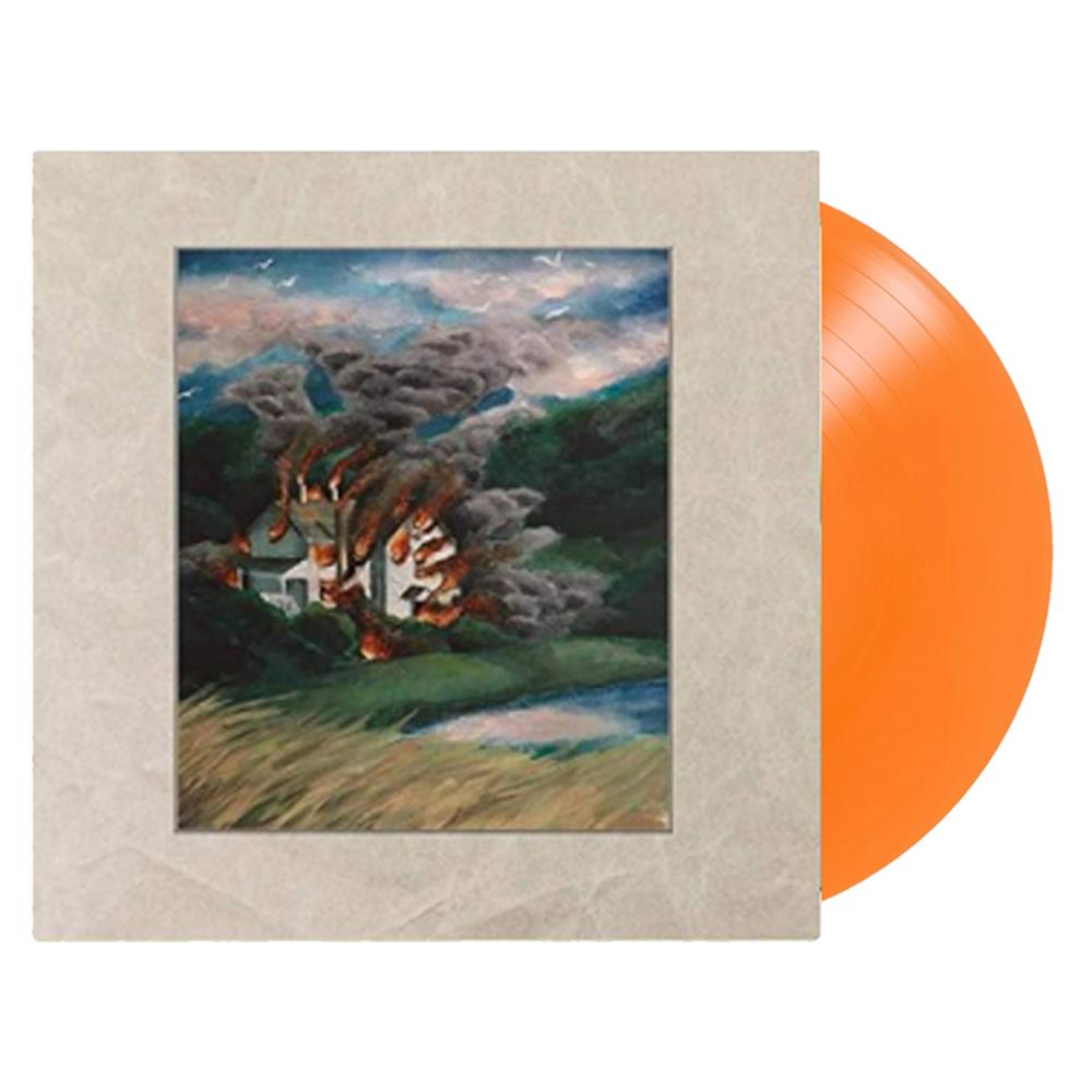 Piano EP Bright Orange