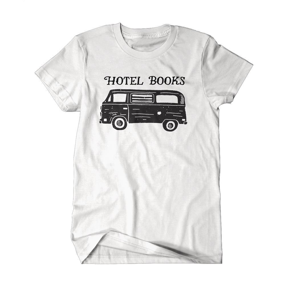 Bus White T-Shirt