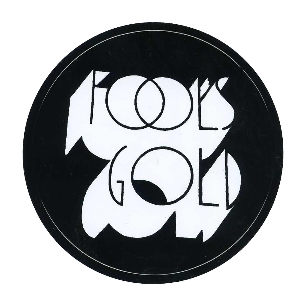 Fool's Gold Sticker