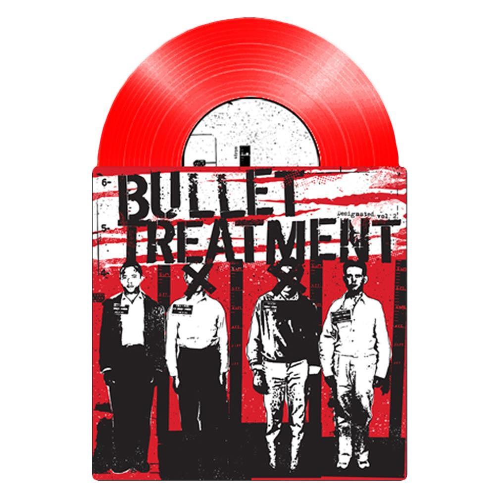 Designated Vol. 2 Red 7 Inch Vinyl