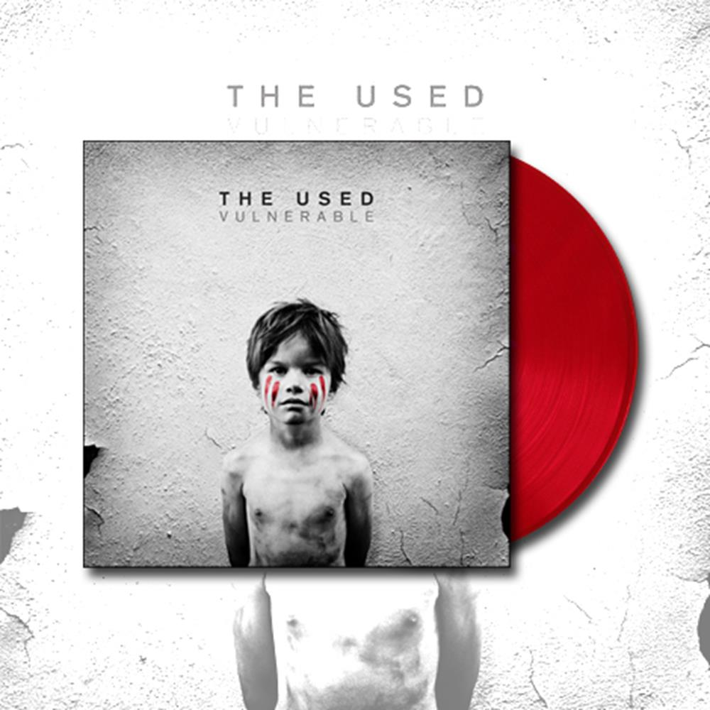 Vulnerable Deluxe Red LP