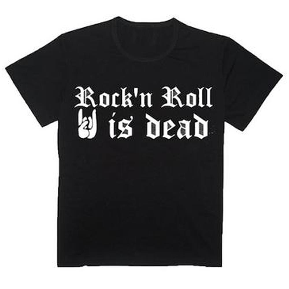 Rock 'N Roll Is Dead Black