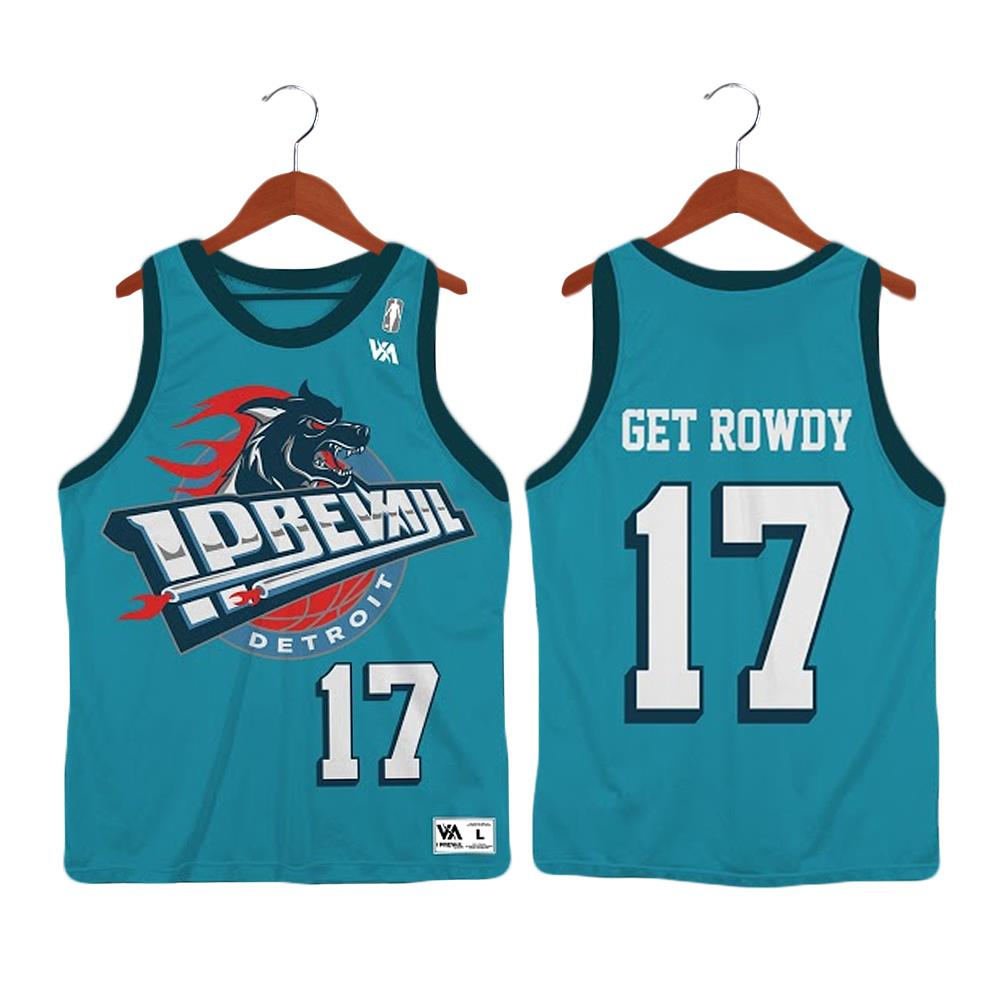 Get Rowdy Jersey