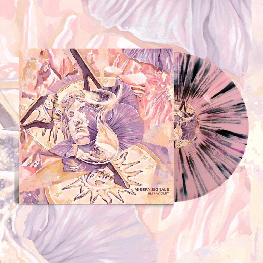 Ultraviolet Stu Ross Splatter (Pink Splat)