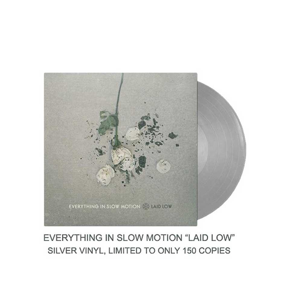 Laid Low Silver LP/Digital Download LPsale