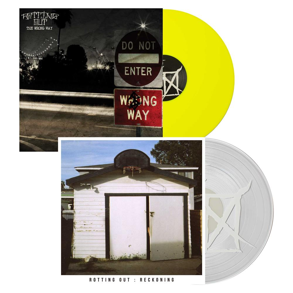 Rotting Out Vinyl Bundle