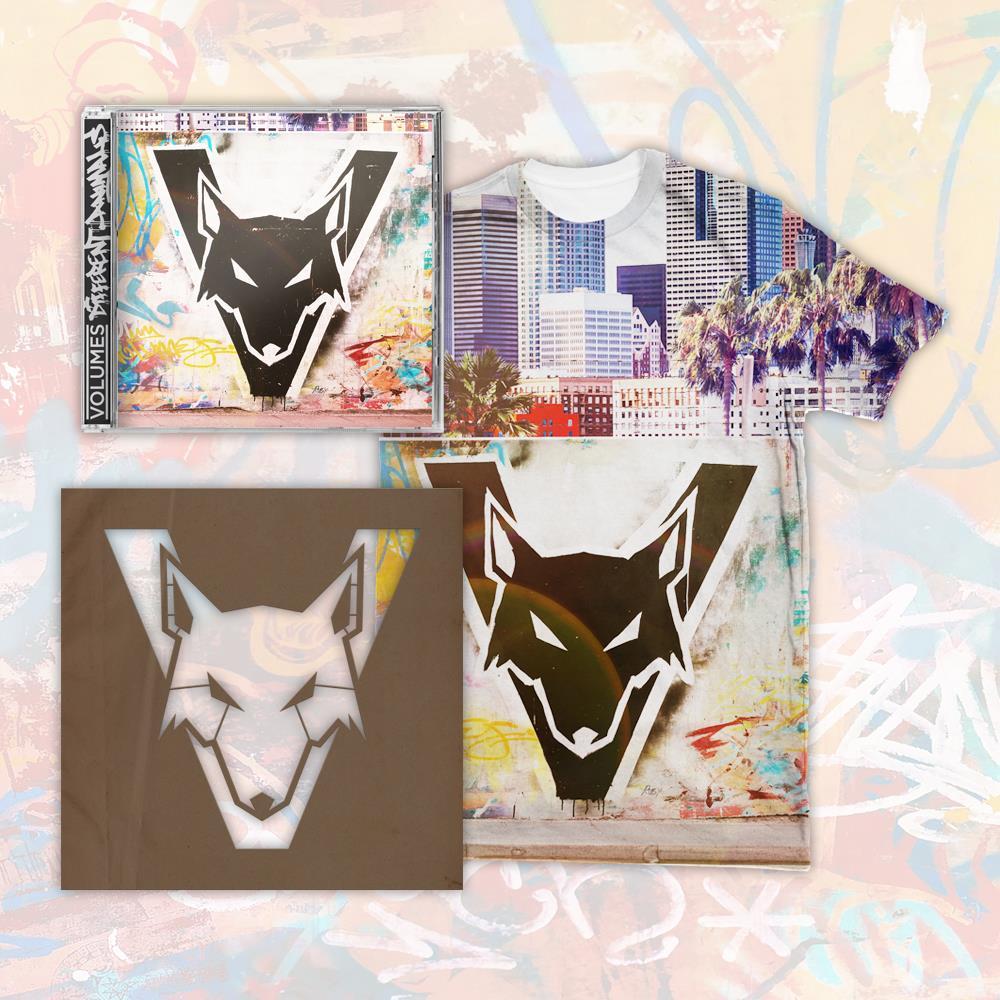Different Animals 01