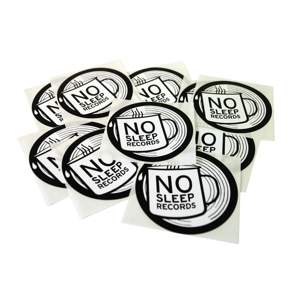 Logo 4.0 10 Sticker Pack