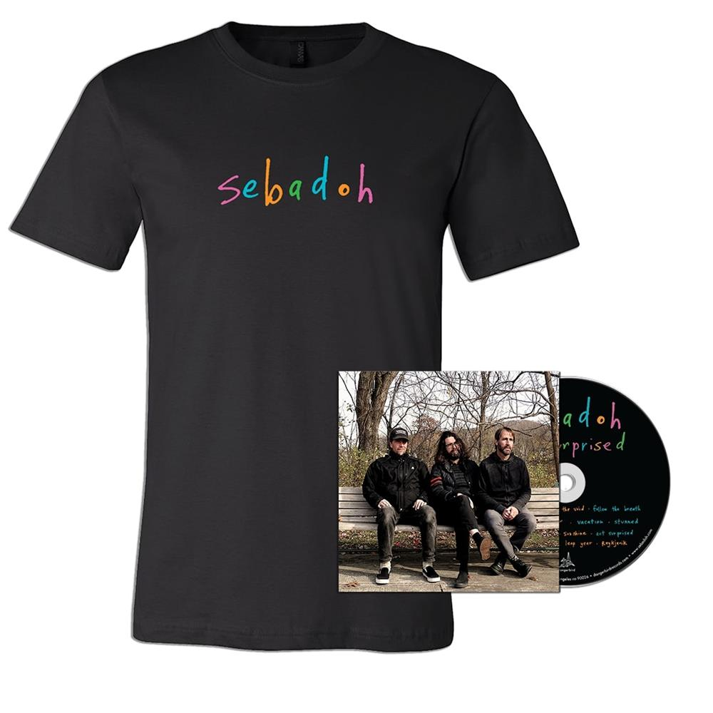 Act Surprised Signed CD + T-Shirt
